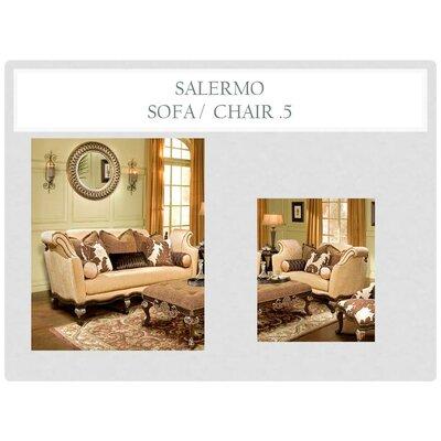 Salermo Sofa and Chair Set