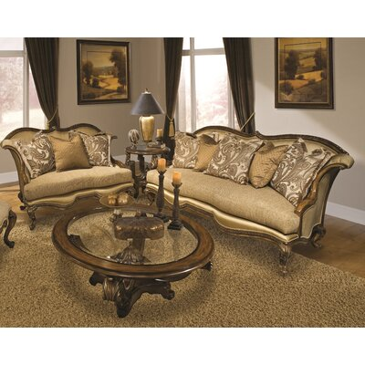 Venezia 2 Piece Living Room Set