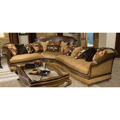 Salvatore Sectional Benetti's Italia Sectionals