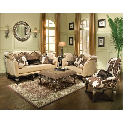 Salermo Living Room Collection