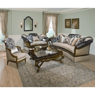 Salvatore Configurable Living Room Set