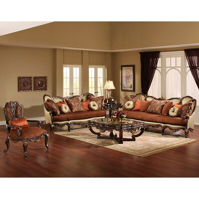 Abrianna Configurable Living Room Set