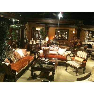 Ornella Configurable Living Room Set
