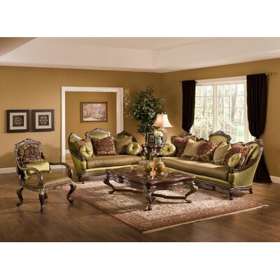 Milania Configurable Living Room Set