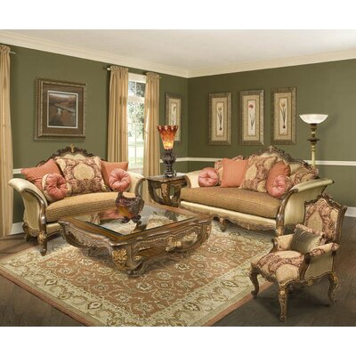 Regalia Configurable Living Room Set