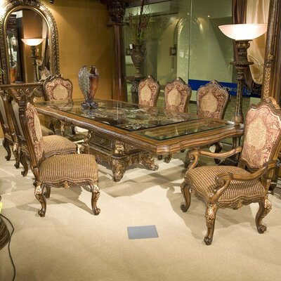 Regalia 9 Piece Dining Set