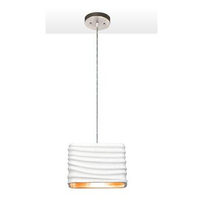 Spin Blush 1-Light Pendant