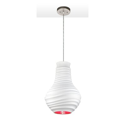 Spin Flutter 1-Light Pendant
