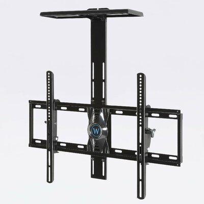 Swinging Floater Tilt Swivel Wall Mount for up to 60 Flat Panel Screens