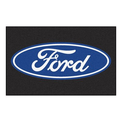 Ford - Ford Oval Doormat