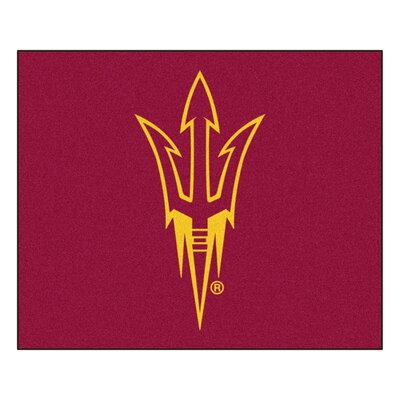 NCAA Arizona State University Indoor/Outdoor Area Rug