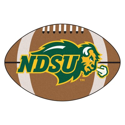 NCAA North Dakota State University Football Doormat