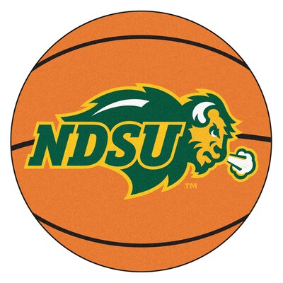 NCAA North Dakota State University Basketball Mat