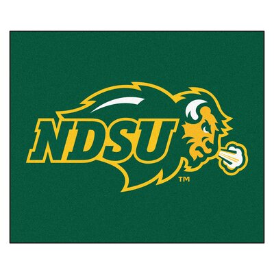 NCAA North Dakota State University Indoor/Outdoor Area Rug