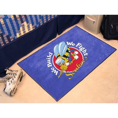 MIL U.S. Navy Starter Doormat