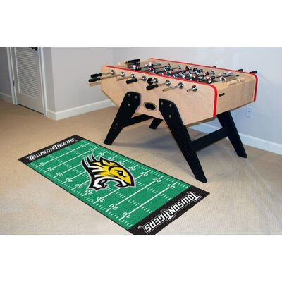 NCAA Towson University Football Field Runner