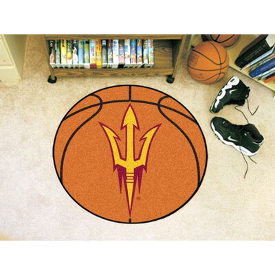 NCAA Arizona State University Basketball Mat