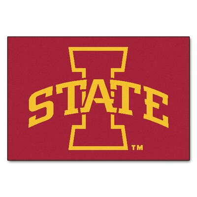 NCAA Iowa State University Starter Mat