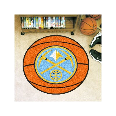NBA Basketball Doormat NBA: Denver Nuggets