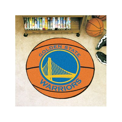 NBA Basketball Doormat NBA: Golden State Warriors