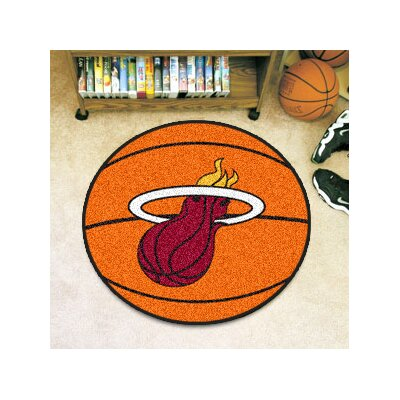 NBA - Miami Heat Basketball Doormat