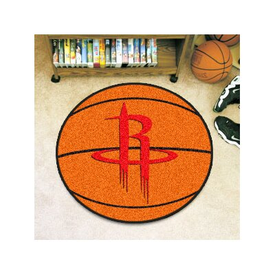 NBA - Houston Rockets Basketball Doormat
