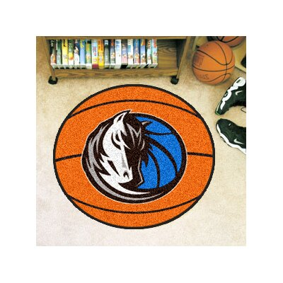 NBA Basketball Doormat NBA: Dallas Mavericks