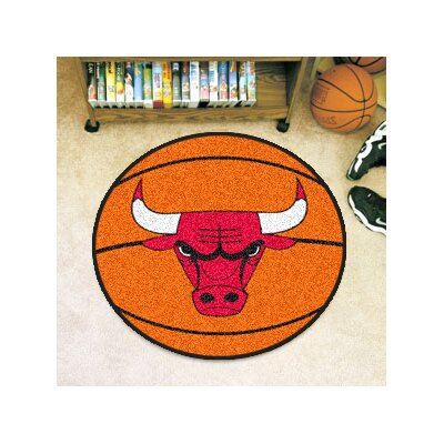 NBA - Chicago Bulls Basketball Doormat
