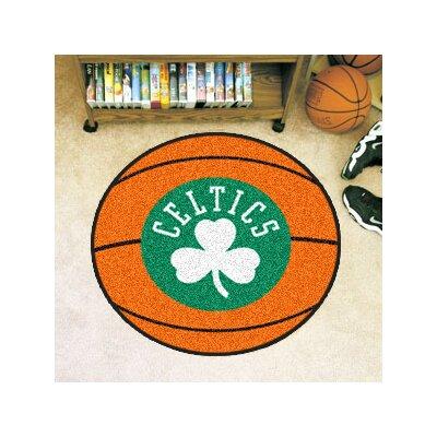 NBA - Boston Celtics Basketball Doormat