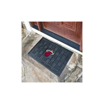 NBA - Miami Heat Medallion Doormat