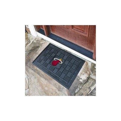 NBA - Miami Heat Medallion Doormat