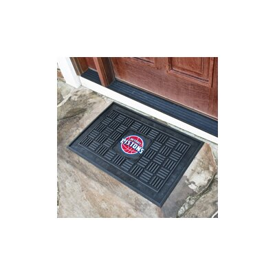 NBA - Detroit Pistons Medallion Doormat