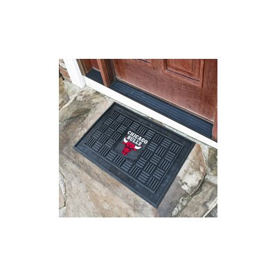 NBA - Chicago Bulls Medallion Doormat