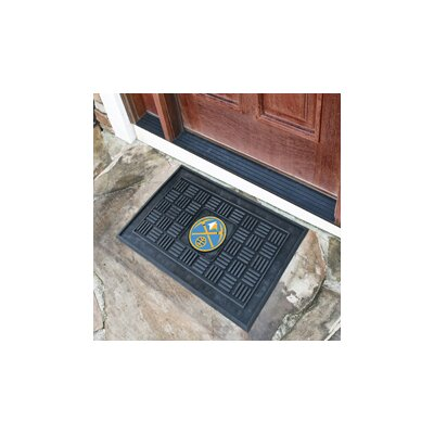 NBA - Denver Nuggets Medallion Doormat
