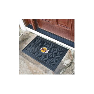NBA - Los Angeles Lakers Medallion Doormat