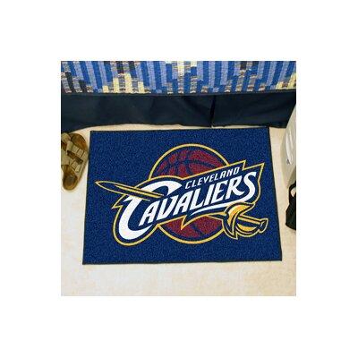 NBA - Cleveland Cavaliers Doormat Rug Size: 1'7