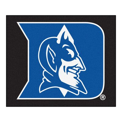 NCAA Duke University Indoor/Outdoor Area Rug