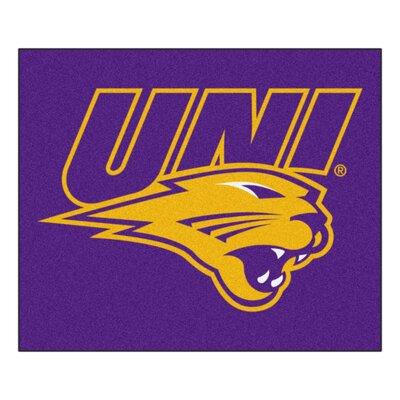 NCAA University of Northern Iowa Indoor/Outdoor Area Rug