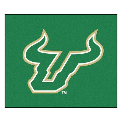 NCAA University of South Florida Indoor/Outdoor Area Rug