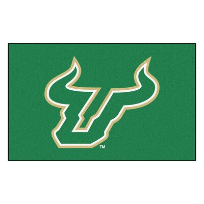 Collegiate NCAA University of South Florida Doormat