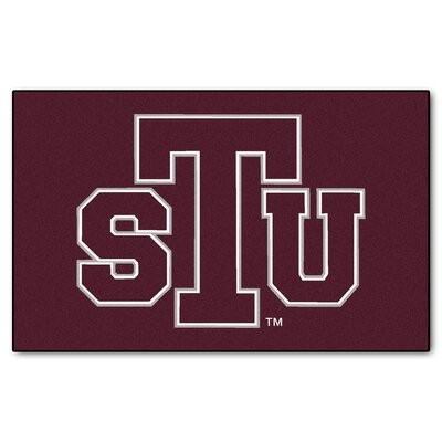 Collegiate Texas Southern University Doormat