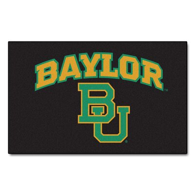 Collegiate NCAA Baylor University Doormat
