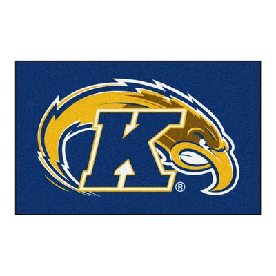Collegiate NCAA Kent State University Doormat