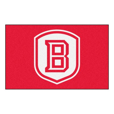 Collegiate NCAA Bradley University Doormat