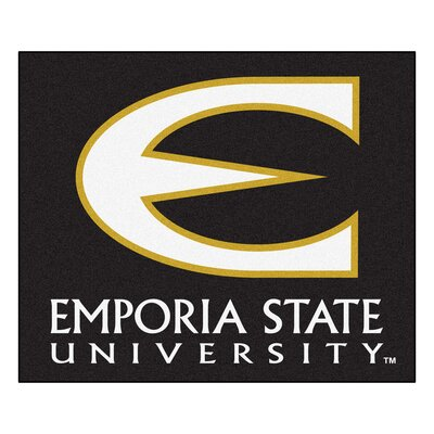 NCAA Emporia State University Indoor/Outdoor Area Rug