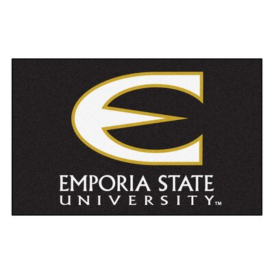 Collegiate NCAA Emporia State University Doormat