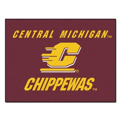NCAA Central Michigan University All Star Mat
