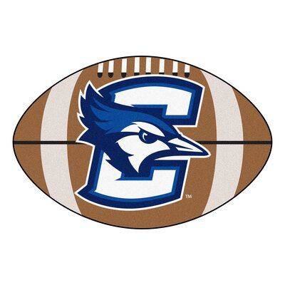 NCAA Creighton University Football Mat