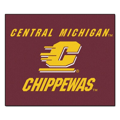 NCAA Central Michigan University Tailgater Mat