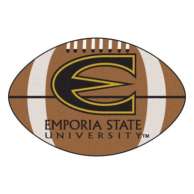 NCAA Emporia State University Football Mat